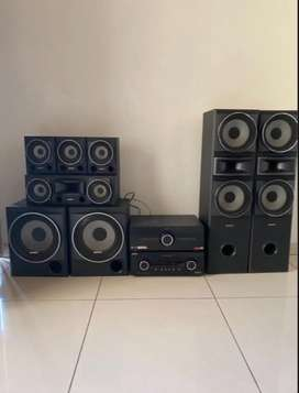 Sony mgongo 6.2 home theatre system