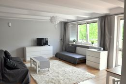 Mieszkanie z tarasem w Gdyni- widok na morze