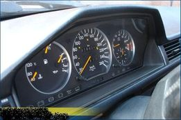 Кольца в приборную панель Mercedes W124 W210 W140 W208 W202