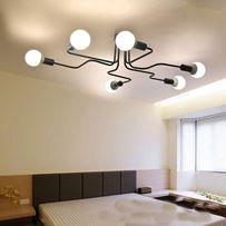 Люстра , Светильник 6 ламп loft