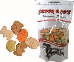 """Ciastka 13 """" Zwierzaki"""" dla psów z mięsem i warzywami 700g"""