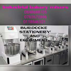 Brand new industrial bakery mixer machines