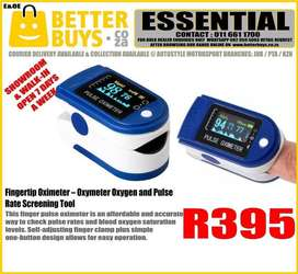 Fingertip Oximeter with Bluetooth App Connectivity – Oxymeter Oxygen a