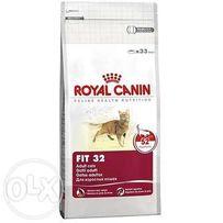 Royal Canin Fit32 Роял Канин фит - корм для котов и кошек 2 4 10 кг
