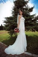 Свадебное платье, выпускное .