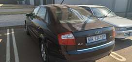 Audi A 4 on daily use