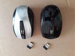 Мышка беспроводная 2.4 GHz. Радио мышь для компьютера или ноутбука.
