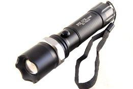 СВЕРХМОЩНЫЙ тактический фонарик 99000W фонарь.