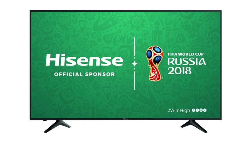 "I am looking for brandnew Hisence TV, 32"" 0"