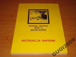 Instrukcja Napraw Bizon Super Z056 ursus zetor mtz
