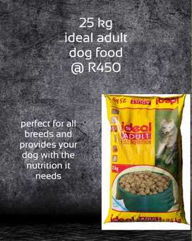 IDEAL ADULT ( Dog food )