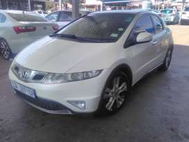 Honda Civic 1.8 Hatch Auto