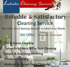 Lukisha Cleaning and Pest Control