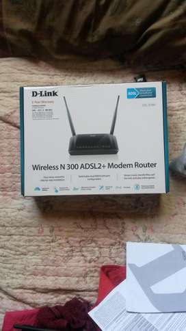 ADSL2+Router
