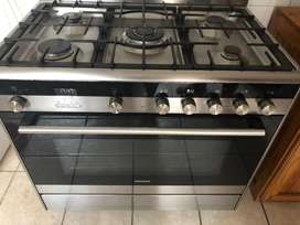 Siemans 90cm Gas Stove for sale
