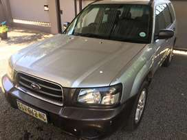 2006 Subaru Forester 2,5 for sale or to swap