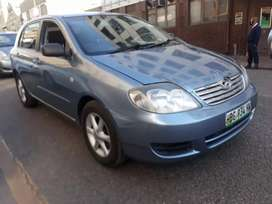 TOYOTA RUNX 1.6 FOR SALE AT VERY LOW PRICE