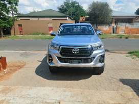 2018 Toyota Hilux 2.8 Gd6 Single Cab
