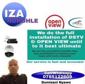Dstv Installation and mounting TV's