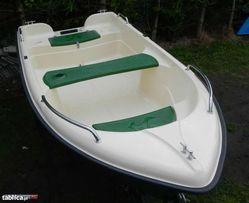 Łódka Andrea 320 / Transport / Mazury / Kętrzyn