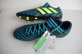 nowe BUTY piłkarskie ADIDAS NEMEZIZ 17.3 FG S80601 roz 42 korki