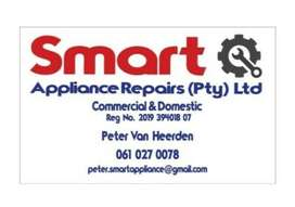 ALL APPLIANCE REPAIRS ALL AREAS