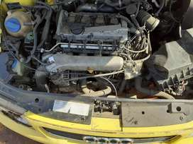 Audi A3 AGU engine stripping for part's