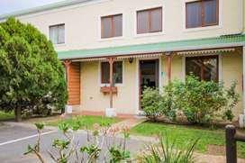 Spacious two bedroom duplex in gated village in Strand -Close to beach