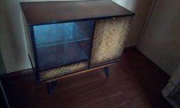 Komódka pod telewizor, wysoki połysk