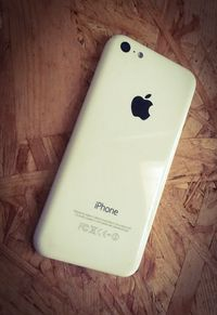 Iphone 5c 16GB bílý 0