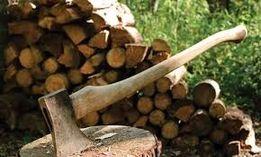 Дрова сосновые СУХИЕ! колотые Киев и область