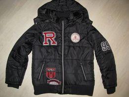 Красивая демисезонная курточка Rocawear р.10-12лет на рост 152-160см