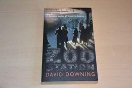 """""""Zoo Station"""" Dawvid Downing, książka po angielsku"""