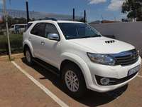 Image of 2015 Toyota Fortuner 3.0 D4D auto for sale