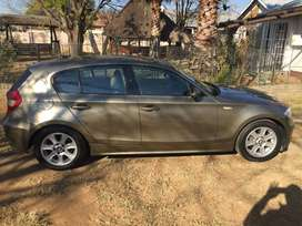 BMW 1series 118i, 2006 model, accident free, very clean interior