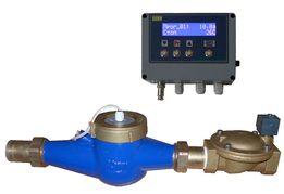Дозатор воды SERV_W40 (ДУ-40 для бетонных заводов и т.п.)