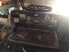 Diamond Guillotine / Paper Cutter - Industrial - Priced to go!