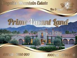 MOUNTAINVIEW ELITE ESTATE - VACANT LAND