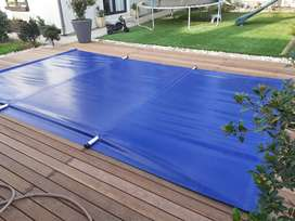 Safety PVC Reinforced Pool Cover