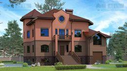 Проекты домов. Индивидуальное проектирование и сопровождение заказчика