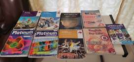 Grade 8 text books for sale