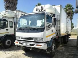 ISUZU FTM1200 FRIDGE TRUCK