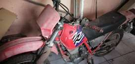 Honda xr not sure what it is not running make ma a offer