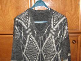 Стильный мужской джемпер свитер . ТУРЦИЯ