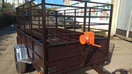 Продам прицеп для перевозки животных