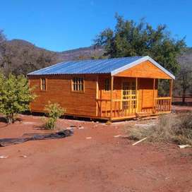 Wendy's and log cabins for sale