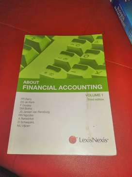 About financial accounting volume 1 3rd edition