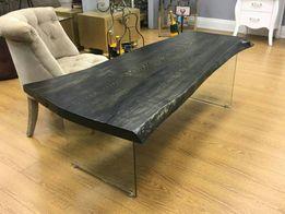 Стол из Слеба. Под индивидуальный дизайн. Мебель из слэбы. Мебель LOFT