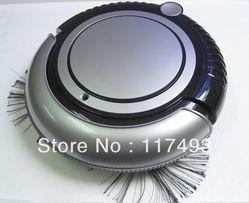 Мини робот пылесос KK6L черный Cleaner