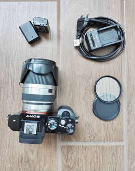 Sony a7s  with 18-200mm lens
